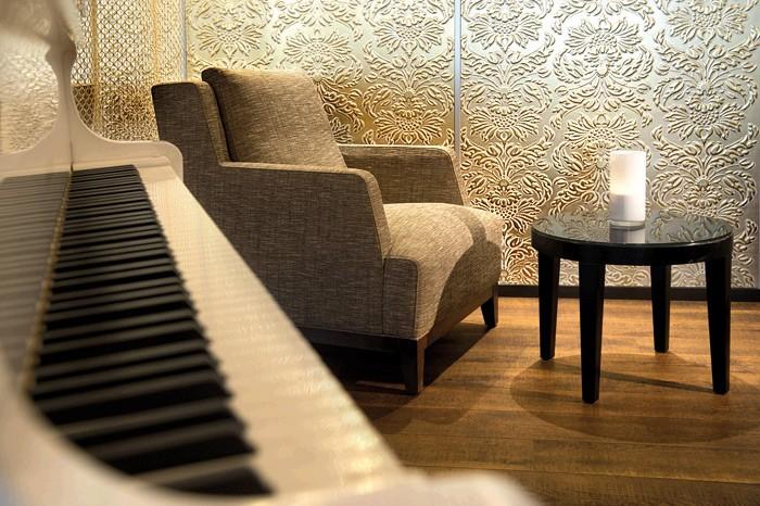 Selbstklebende Tapeten Barock : Visual Texture Interior Design