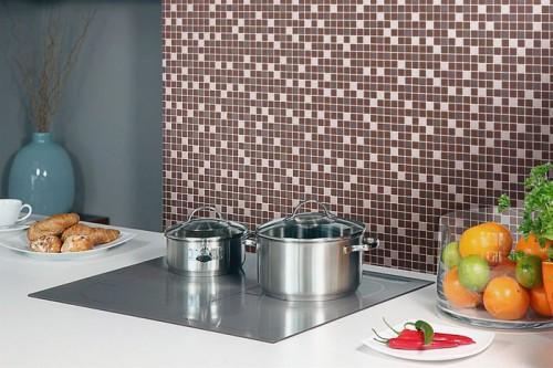 Keuken Behang Kopen : Keuken behang Badbehang PROFhome Keukenbehang online kopen – 2