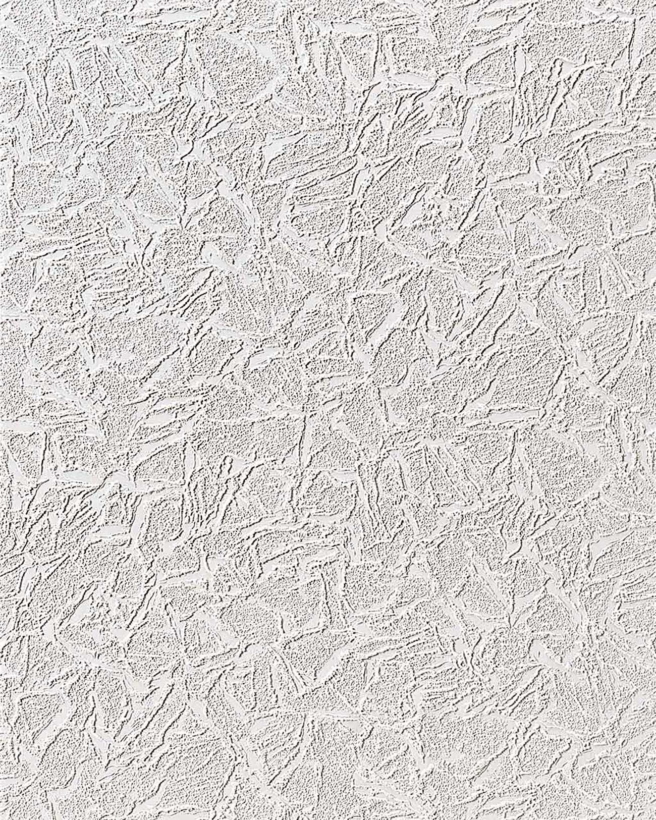 Schuimvinyl behang structuur behang EDEM 238 50 15 meter relief behang wit met zilver glitter